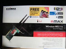 Wireless Adapter Card