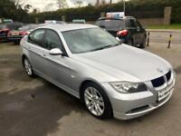 BMW 320D SE, 2007, FULL YEARS MOT, FULL SERVICE HISTORY, LOVELY DRIVING CAR