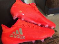 Adidas football boots not worn size 9 excellent condition