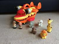 Happyland safari excellent condition