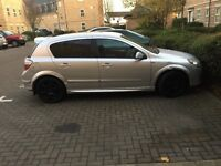 Astra h 1.6 twinport modified swap!!
