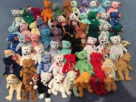 TY Beanie Bears