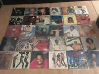 30 soul funk disco vinyl LPs £20