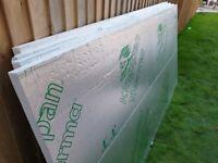 50mm celotex kingspan insulation board 4x sheets