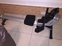 Roger Black Rowing Machine - Almost new