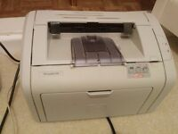 HP Laser Printer - COLLECTION only - £40