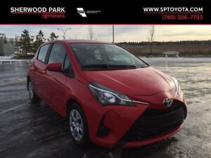 2018 Toyota Yaris LE Toyota Certified!