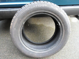 As New Vanco Contact Tyre