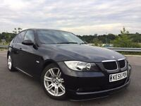 2005 BMW 3 SERIES 2.0 320d M SPORT 4dr; FULL SERVICE JUST DONE