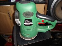 Eccentric sander PES 600 from Parkside with original packaging