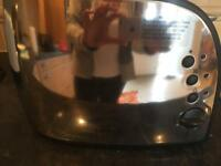Kenwood Stainless steel Toaster