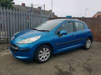 2007 07 peugeot 207 sport+ lovely condition