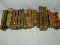 Selection of vintage(some Victorian) books including 'Sharps Sermons'