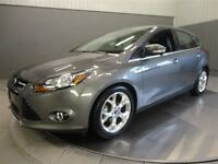 2014 Ford Focus TITANIUM HATCH TOIT CUIR NAVIGATION