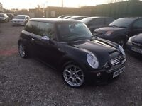 MINI Hatch 1.6 Cooper S 3dr, GOOD CONDITION. LONG MOT. P/X WELCOME