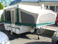 Tente roulotte Starcraft 2005,modèle 1701 (nouveau prix)