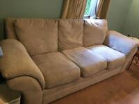 Inexpensive large quality sofa for sale