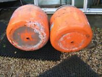cement mixer drums