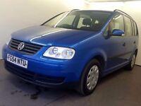 2004 | VW Touran 1.9 S TDI | 7 SEATS | NEW TURBO | RECENTLY SERVICED | 1 FORMER KEEPER |8 MONTHS MOT