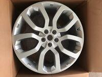 22 Range Rover wheels