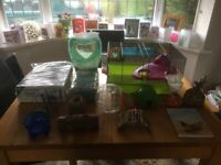 Hamster Cage (Savic) plus accessories for sale