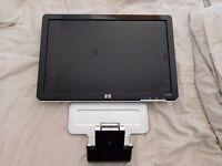 HP Model w1907v 19 inch LCD Monitor