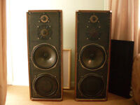 Celestion Ditton 66 speakers early walnut examples!