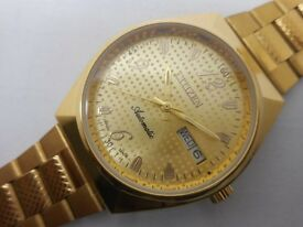 citizen automatic watch on for sale
