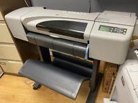 "HP DesignJet 500 Large Format (24"" Roll Feed) Plotter"