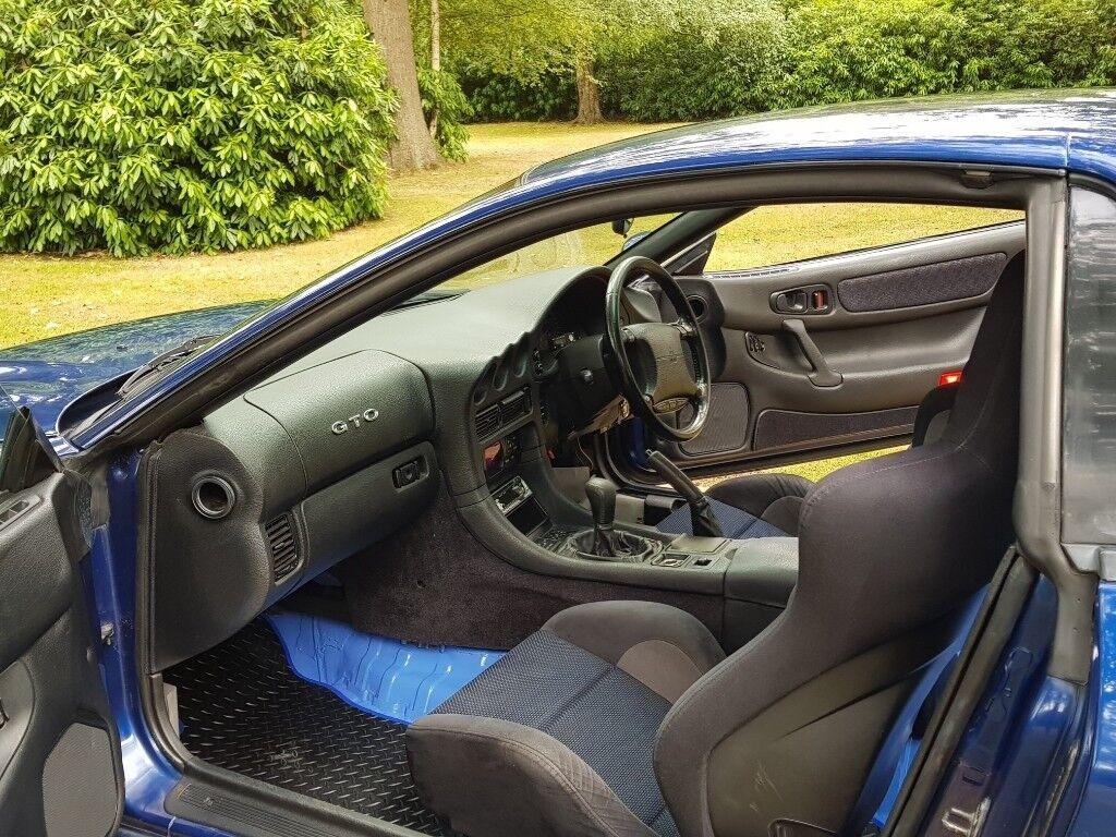 Mitsubishi GTO Twin Turbo / 3000GT