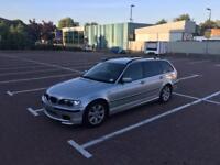 BMW 320d M sport Spare or repair