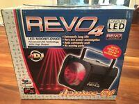 American DJ ADJ Revo 4 disco light