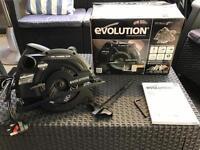 Evolution 240volt Circular Saw