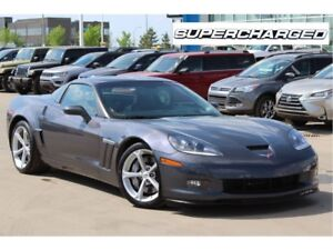 2012 Chevrolet Corvette Grand Sport 3LT Supercharged| Nav| Mag R