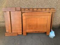Bruin Cot Bed - Free to collect