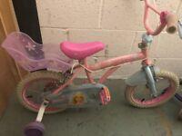 Barbie bike for sale