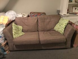 Ikea 2 person sofa bed