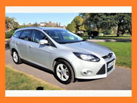 Ford, FOCUS, Estate, 2012, Manual, 1596 (cc), 5 doors