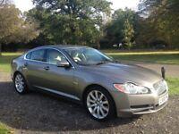 Jaguar XF Premium Luzury 3.0 v6 diesel 2009 years mot and full jaguar main dealer service history