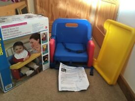 Safety First Folding Booster Seat