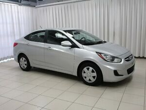 2014 Hyundai Accent SEDAN w/ A/C, BLUETOOTH, HEATED SEATS, CRUIS