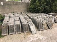 Barnstaple Grey Reclaimed Tiles