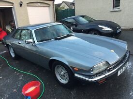 Outstanding Jaguar XJS lovingly maintained and garaged for last 24 years