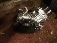 2015 Honda cbr 125cc engine