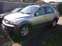 Kia Sorento 2004 Crdi Xs 2,5 diesel