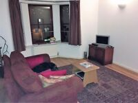 Bright west end flat to share with me & my dog :)