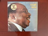 Double vinyl album Count Basie gatefold sleeve 20 tracks great condition