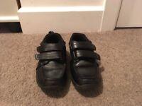 Boys school shoes size 10