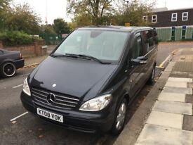 MERCEDES VIANO (258 BHP) AUTO IN EXCELLENT CONDITION