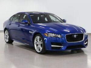 2017 Jaguar XF 20d 2.0L AWD R-Sport @ 2.9% INTEREST CERTIFIED 6